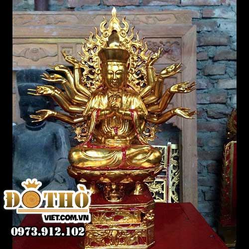 Phật Bà Chuẩn Đề 02