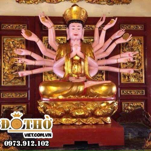 Phật Bà Chuẩn Đề – 01