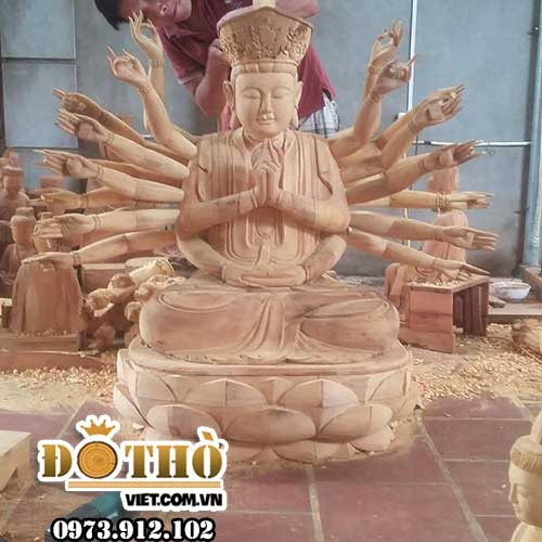 Phật Bà Chuẩn Đề 03