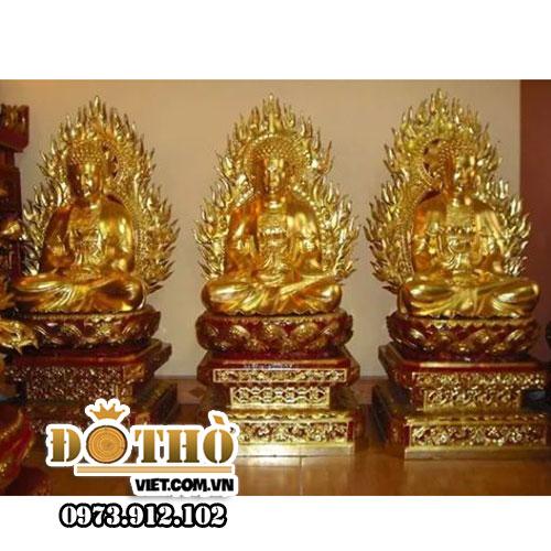 Tượng Tam Thế Chứ Phật