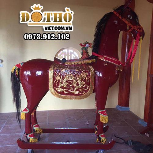 Linh Vật Ngựa LV03