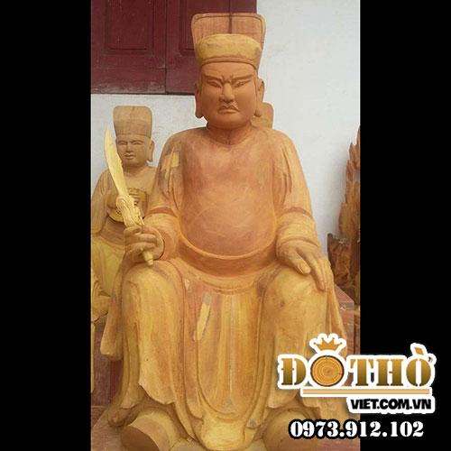 Tượng Đức Ông - Già Lam , Chấn Tể 05