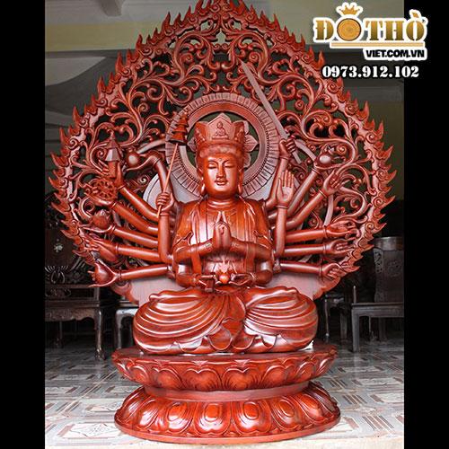 Phật Bà Chuẩn Đề 05