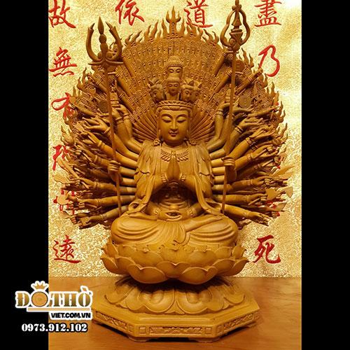 Phật Bà Chuẩn Đề 06