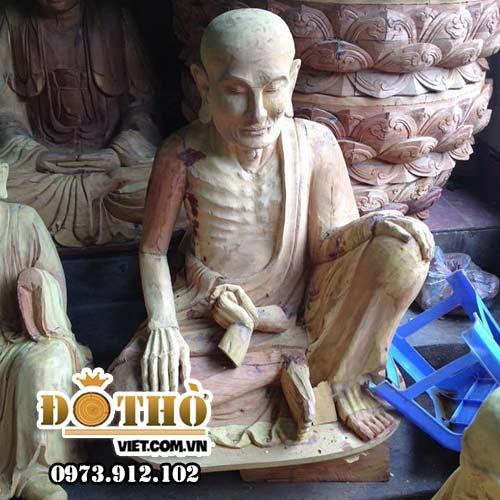 Tượng Phật Tuyết Xương