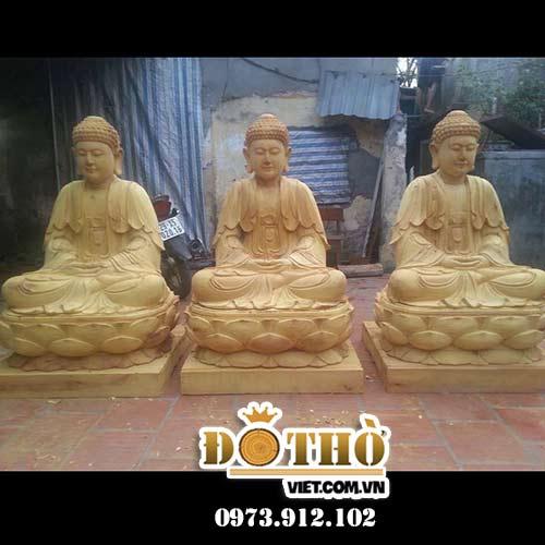 Tượng Tam Thế Chư Phật 02 C