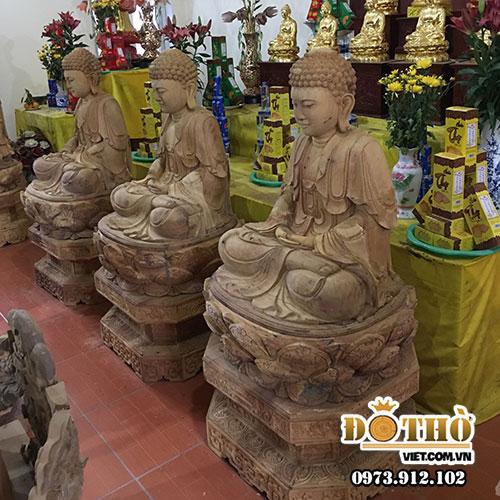 Tượng Tam Thế Chư Phật 03