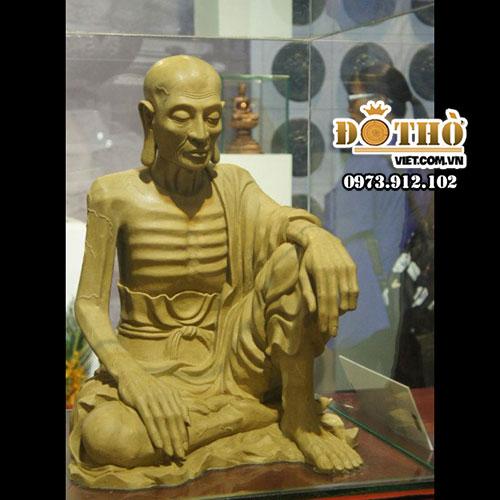 Tượng Phật Tuyết Xương 02