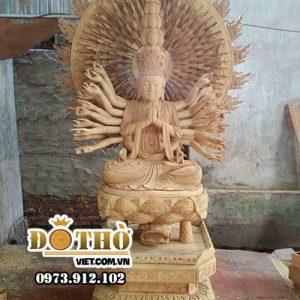 Phật Bà Thiên Thủ Thiên Nhãn 01