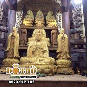 Tìm Hiểu Chi Tiết Về Bộ Tượng Tam Thề Phật