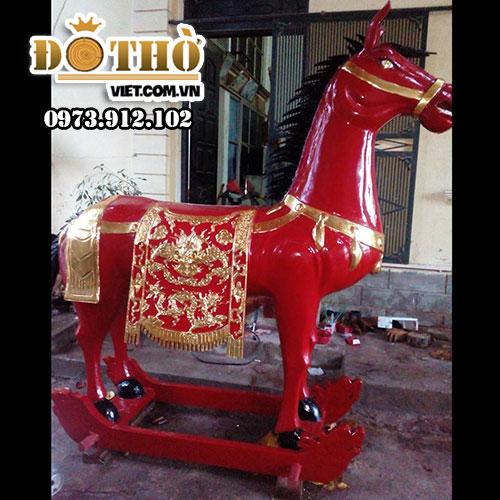 Linh Vật Ngựa LV02