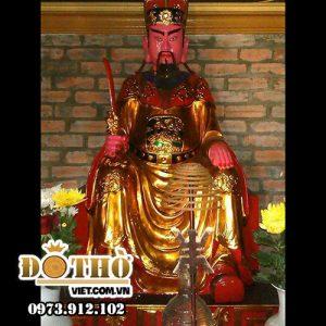 Tượng Đức Ông – Già Lam , Chấn Tể 08