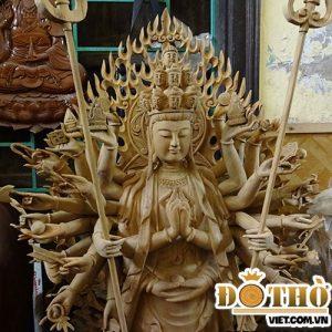 Phật Bà Chuẩn Đề 04