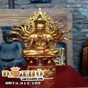 Tượng Bồ Tát Thiên Thủ Thiên Nhãn 05