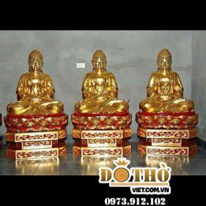 Tượng Tam Thế Chư Phật 02