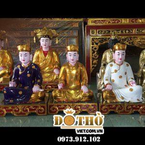 Tượng Tam Vị Hoàng Tử 04
