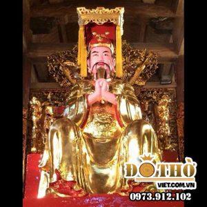 Tượng Vua Cha Ngọc Hoàng 03