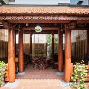 Nhà Gỗ đơn Giản – Các Công Trình Cổ Truyền Bằng Gỗ Nhỏ Mà đẹp