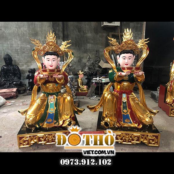 Tượng Cô Hầu Dâng ĐTV46